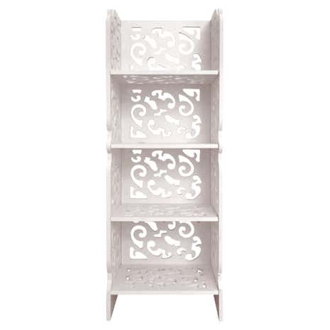 Blush Shelf Unit