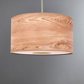 Sammie Wood Veneer Effect Shade