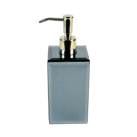 Smoked Mirrored Lotion Dispenser