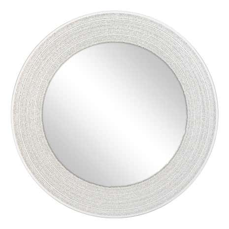 sparkle circular mirror - Bathroom Mirrors