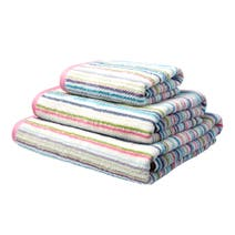 Lucia Stripe Towel