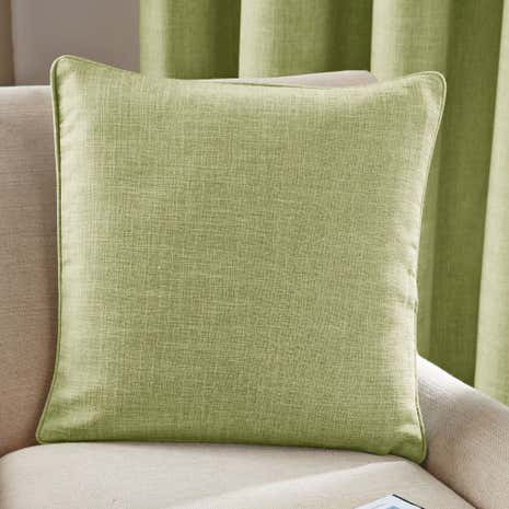 Vermont Green Cushion