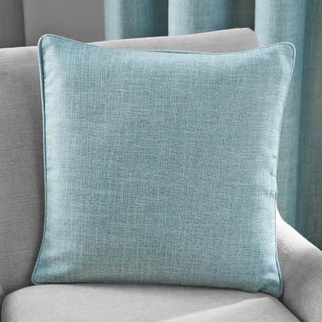 Vermont Duck-Egg Square Cushion