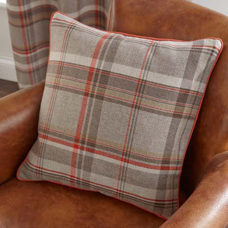 Hoxton Rust Cushion