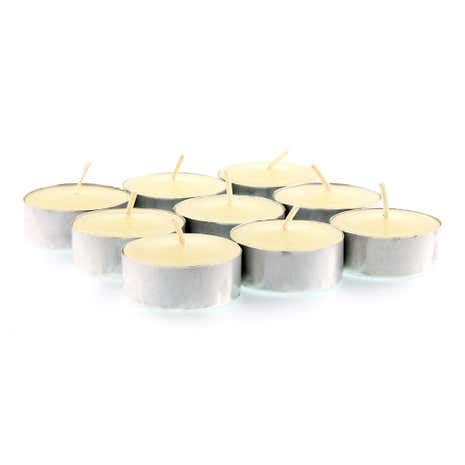 Home Fragrance Pack of 9 Vanilla Scented Tea Lights