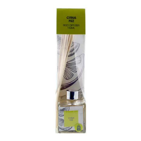 Home Fragrance 150ml Citrus Fizz Reed Diffuser