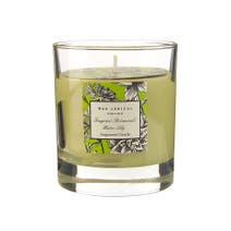 Wax Lyrical Botanicals Water Lily Scented Glass Candle