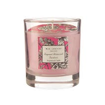 Wax Lyrical Botanical Gardenia Scented Glass Candle
