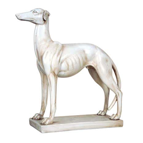 Dorma Greyhound Ornament