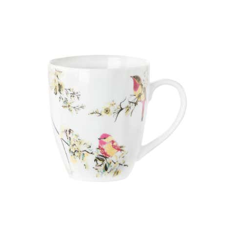 Beautiful Birds White Mug