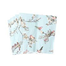 Duck Egg Beautiful Birds Paper Napkins
