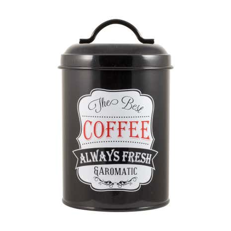 Chalk Board Coffee Canister