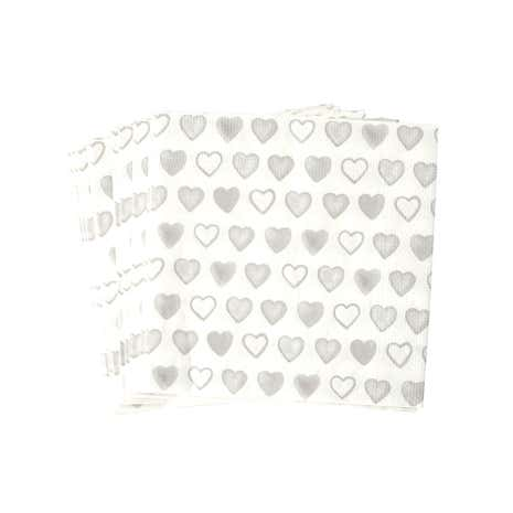 Country Heart Paper Napkins