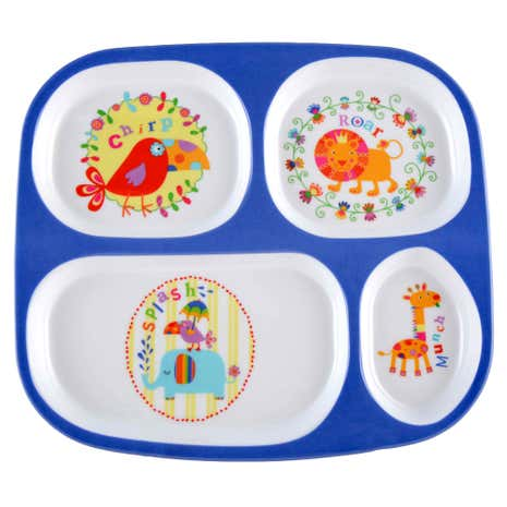 Kids Jungle Dinner Tray
