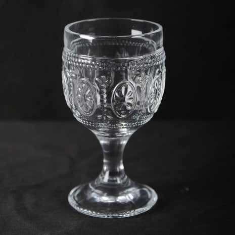 Maison Chic Red Wine Glass