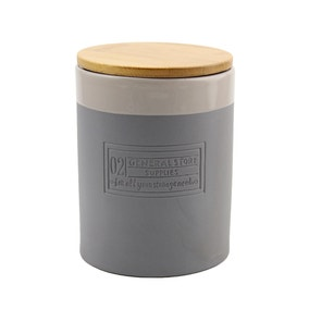 Salvage Retro Storage Canister