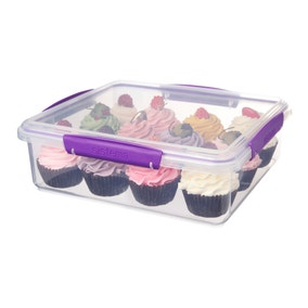 Sistema Bakery Storage Box Assorted Colours