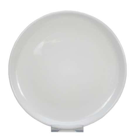 Elements White Stacking Side Plate