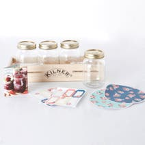 Kilner 31 Piece Preserve Jar Set