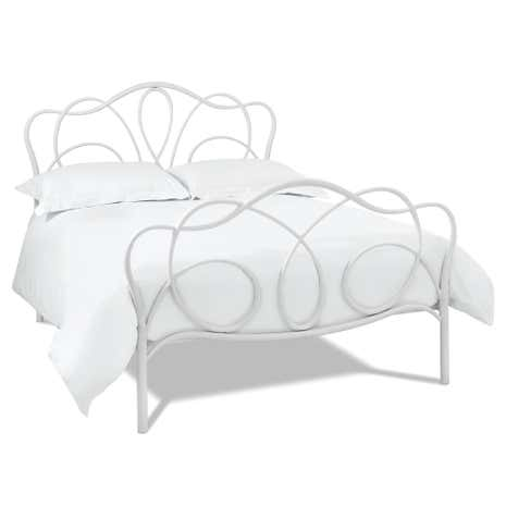 Eternity White Bedstead