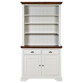 Eaton Walnut and Grey Dresser Unit