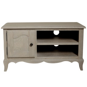 Annabelle Grey Oak TV Stand