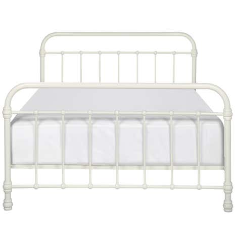 Hemsby White Dormitory Bedstead