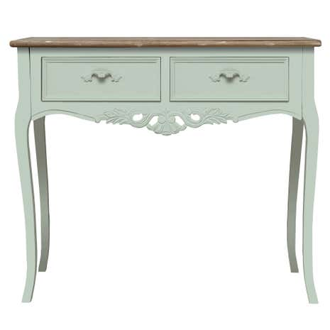 Camille Duck Egg Dressing Table