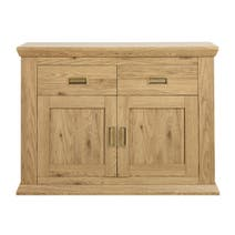 Langham Oak Small Sideboard
