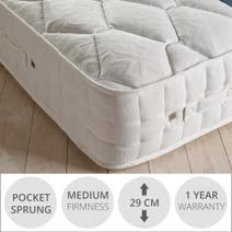 Blenheim Deluxe 3000 Pocket Mattress