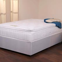Goodrich Platform Top Divan Set