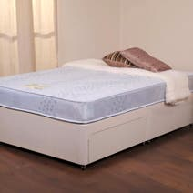 Ragley Platform Top Divan Set with Two Drawers
