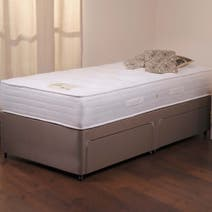 Chatsworth Platform Top Divan Set with Two Drawers