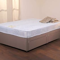 Ragley Platform Top Divan Set with Four Drawers