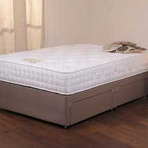 Belvoir Platform Top Divan Set with Four Drawers