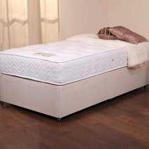 Henley Sprung Edge Divan and Mattress Set