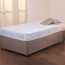 Ragley Sprung Edge Divan Set with Two Drawers