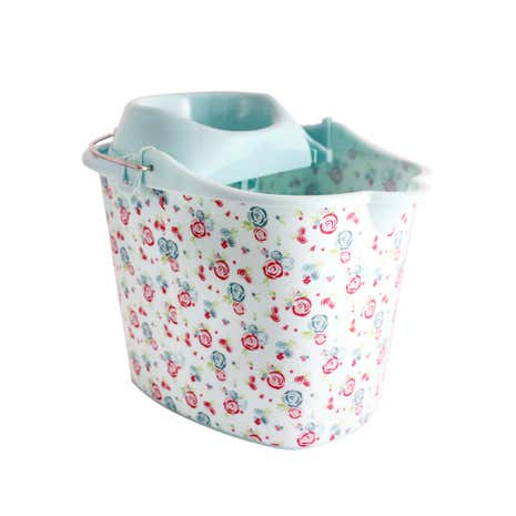 Candy Rose Mop Bucket and Wringer