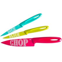Jamie Oliver Funky Knife Set