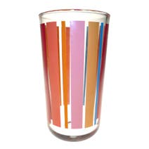 Aster Stripe Glass Hiball