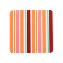 Aster Pack of 4 Stripe Coasters