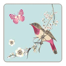 Pack of 4 Beautiful Birds Coasters