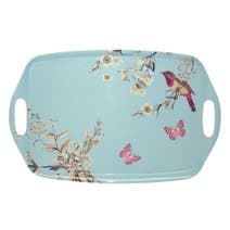 Beautiful Birds Dinner Tray