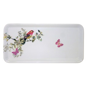 Beautiful Birds Sandwich Tray