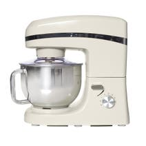 Candy Rose 1000 watt Cream Stand Mixer