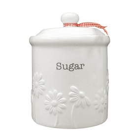 Daisy Sugar Storage Canister