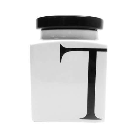 Elle Classic Tea Canister