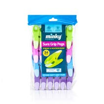 Minky Sure Grip Pegs