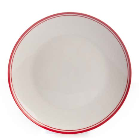 Red Band Side Plate