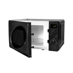 Spectrum 700W Black 20L Digital Microwave